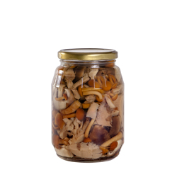 Mixed mushrooms 1000 ml