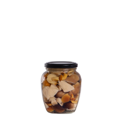 Delicatessen style mixed mushrooms 440 ml
