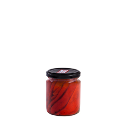 Premium Piquillo red peppers D.O.P. Lodosa 250 ml