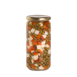 Mixed vegetables V-720 ml