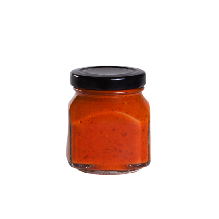 Piquillo red pepper soup 150 ml