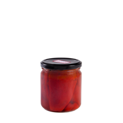 Premium Piquillo red peppers D.O.P. Lodosa 370ml